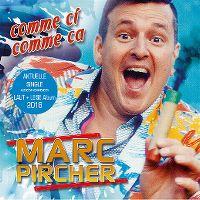 Cover Marc Pircher - Comme ci comme ca