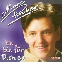 Cover Marc Pircher - Ich bin für Dich da
