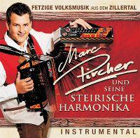 Cover Marc Pircher - Marc Pircher und seine steirische Harmonika