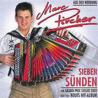 Cover Marc Pircher - Sieben Sünden