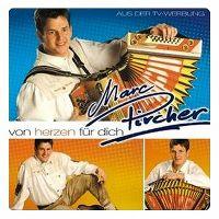 Cover Marc Pircher - Von Herzen für Dich
