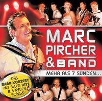 Cover Marc Pircher & Band - Mehr als 7 Sünden