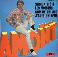 Cover Marcel Amont - Samba d'été