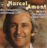 Cover Marcel Amont - Une française amoureuse