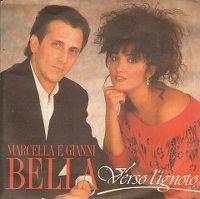Cover Marcella & Gianni Bella - Verso l'ignoto