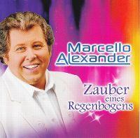 Cover Marcello Alexander - Zauber eines Regenbogens