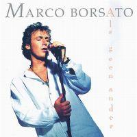 Cover Marco Borsato - Als geen ander