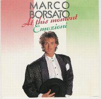 Cover Marco Borsato - At This Moment / Emozioni