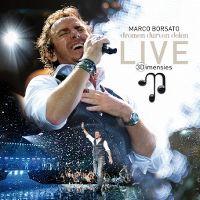 Cover Marco Borsato - Dromen durven delen - Live 3Dimensies