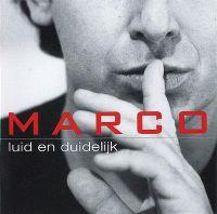 Cover Marco Borsato - Luid en duidelijk