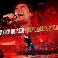 Cover Marco Borsato - Symphonica in rosso