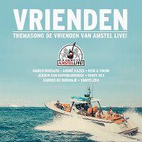 Cover Marco Borsato, André Hazes & Nick & Simon feat. Diggy Dex, VanVelzen, Jeroen van Koningsbrugge & Xander de Buisonjé - Vrienden