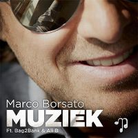 Cover Marco Borsato feat. Bag2Bank & Ali B - Muziek