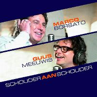 Cover Marco Borsato & Guus Meeuwis - Schouder aan schouder