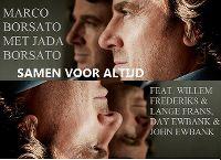 Cover Marco Borsato met Jada Borsato feat. Willem Frederiks & Lange Frans, Day Ewbank & John Ewbank - Samen voor altijd