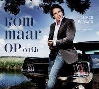 Cover Marco Borsato met Lange Frans - Kom maar op (Vrij)