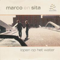 Cover Marco en Sita - Lopen op het water