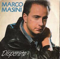 Cover Marco Masini - Disperato