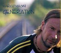 Cover Marco Masini - Generation