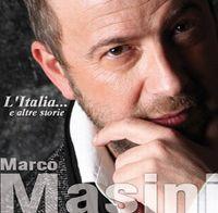 Cover Marco Masini - L'Italia... e altre storie