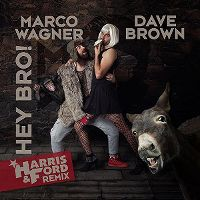 Cover Marco Wagner & Dave Brown - Hey Bro!
