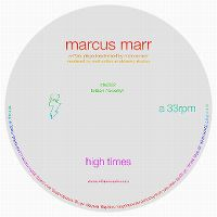 Cover Marcus Marr - High Times