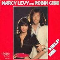 Cover Marcy Levy & Robin Gibb - Help Me!