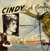 Cover Margot Eskens - Cindy, oh Cindy