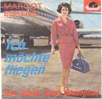 Cover Margot Eskens - Ich möchte fliegen