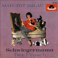 Cover Margrit Imlau - Schwiegermama