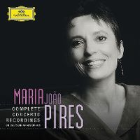 Cover Maria João Pires - Complete Concerto Recordings On Deutsche Grammophon