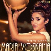Cover Maria Voskania - Perlen und Gold