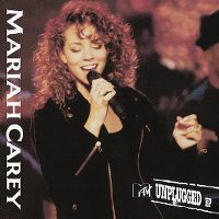 Cover Mariah Carey - MTV Unplugged EP