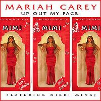 Cover Mariah Carey feat. Nicki Minaj - Up Out My Face
