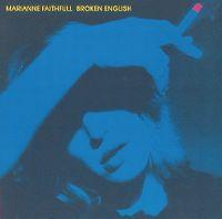 Cover Marianne Faithfull - Broken English