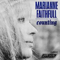Cover Marianne Faithfull - Counting