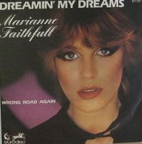 Cover Marianne Faithfull - Dreamin' My Dreams