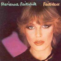 Cover Marianne Faithfull - Faithless