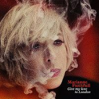 Cover Marianne Faithfull - Give My Love To London