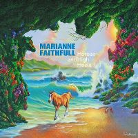 Cover Marianne Faithfull - Horses And High Heels