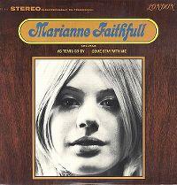 Cover Marianne Faithfull - Marianne Faithfull