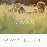 Cover Marianne Faithfull - No Regrets