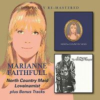 Cover Marianne Faithfull - North Country Maid / Loveinamist