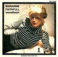Cover Marianne Faithfull - Sweetheart