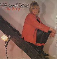 Cover Marianne Faithfull - The Best Of Marianne Faithfull