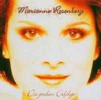 Cover Marianne Rosenberg - Die grossen Erfolge