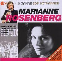 Cover Marianne Rosenberg - Dieter Thomas Heck präsentiert: 40 Jahre ZDF Hitparade