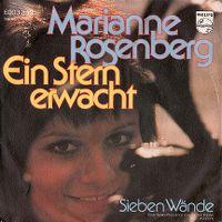Cover Marianne Rosenberg - Ein Stern erwacht