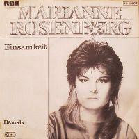 Cover Marianne Rosenberg - Einsamkeit