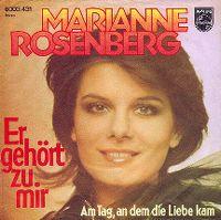 Cover Marianne Rosenberg - Er gehört zu mir
